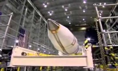 Embedded thumbnail for U.S. Missile Defense Program